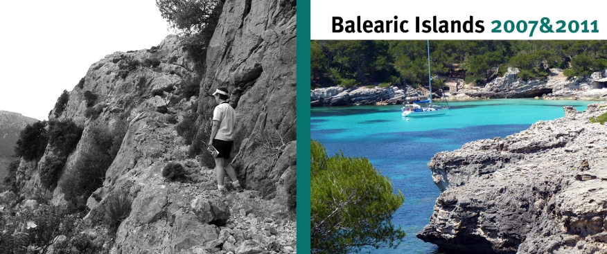 Balearic Islands 2007 and 2011 - cover
